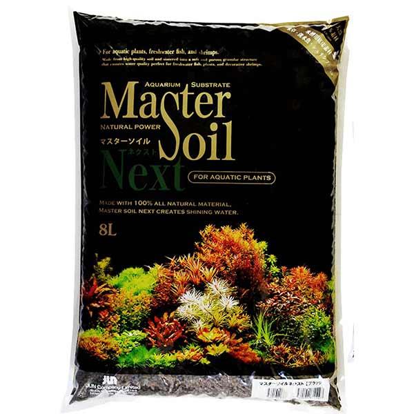 Master Soil Black