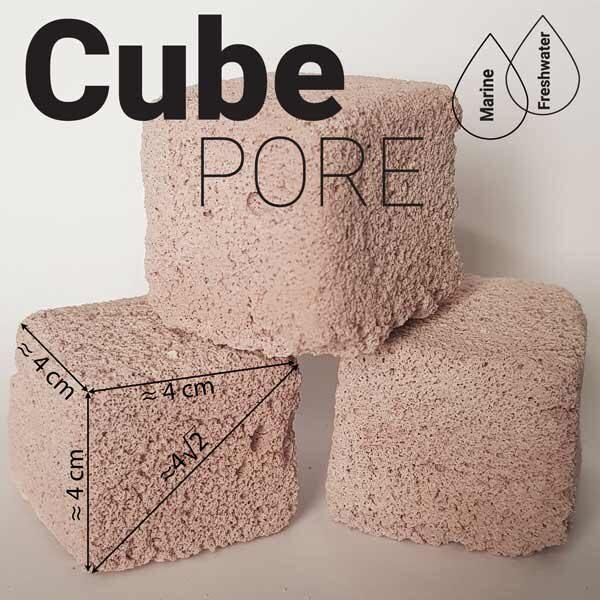 QualDrop CubePore